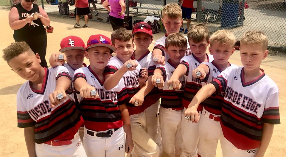 10u Cantrell - RINGS!